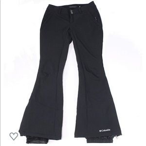 Columbia Squaw Ascent Softshell Thermal Ski Pants